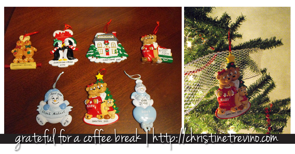 - Family Tradition When Decorating For Christmas Christine Trevino