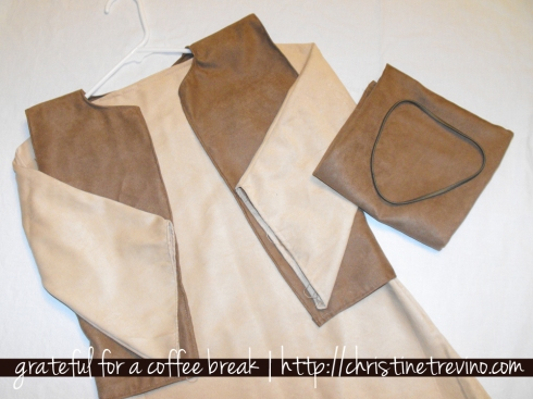 Quick and easy joseph costume christine trevino heres how to make a joseph costume in less than 90 minutes im totally serious it would have taken even less time if i didnt have to go rummaging solutioingenieria Gallery