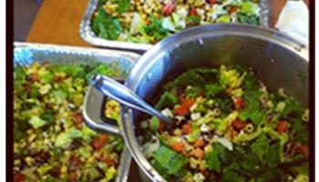 Copycat Recipe of Portillo's Chopped Salad | Christine Trevino