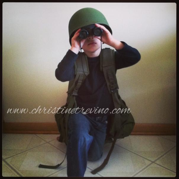 Elijah soldier 2