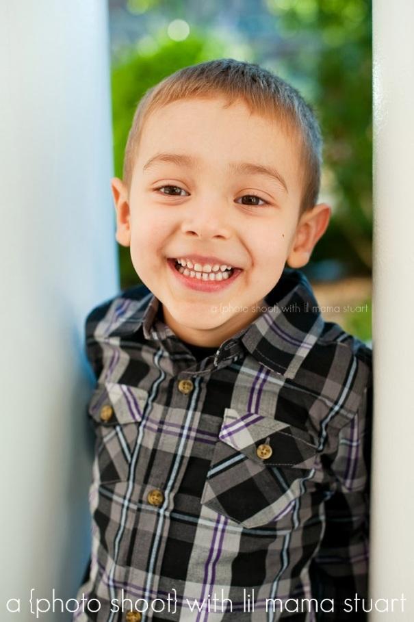 preschooler portraits